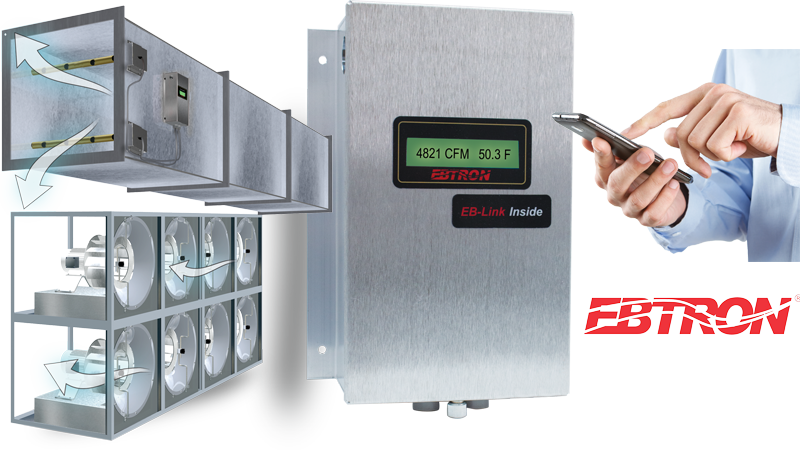 EBTRON Used in HVAC Systems